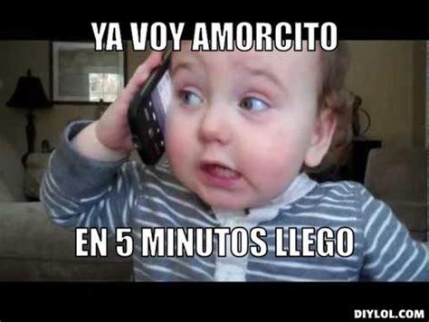 Meme Bebe - resized morbis bebe meme generator ya voy amorcito en 5