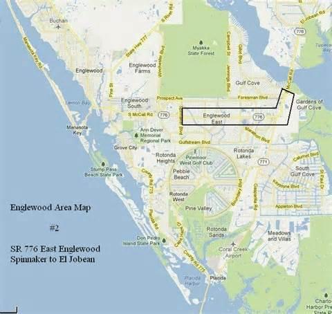 map englewood florida maps of englewood florida