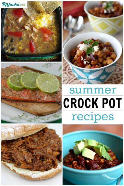6 summer crock pot recipes ditch the hot oven tip junkie