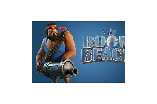 telecharger boom beach last version