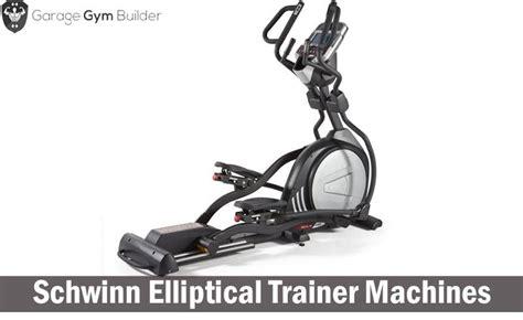 schwinn 520 reclined elliptical reviews schwinn elliptical trainer machines review 2017