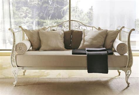 classic style sofa sleeper sofa in flat drawn iron in modern style idfdesign