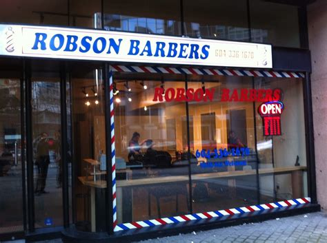 barber downtown vancouver robson barbers 19 reviews barbers 345 robson street
