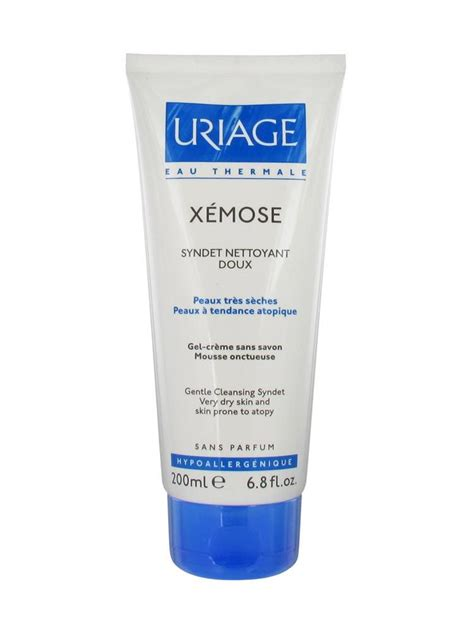 Shower Bath Set uriage x 233 mose gentle cleansing syndet 200ml buy at low