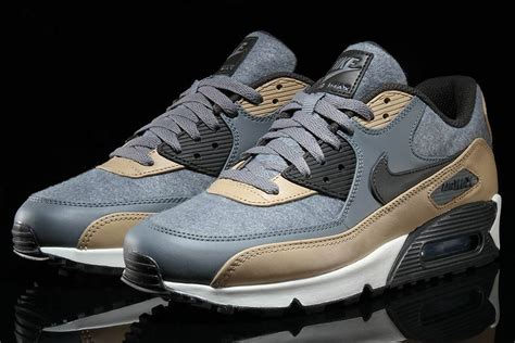 Nike Air Max 90 Premium 1 nike air max 90 premium wool 700155 010 sneakernews