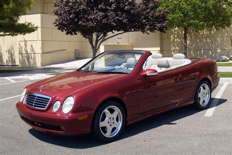 2001 mercedes clk430 convertible 170326