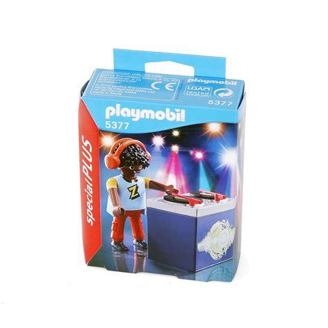Playmobil Disc 50 playmobil 5377 special plus dj z musico