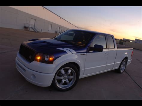2006 shelby gt 150 ford f150 f 150 truck tuning