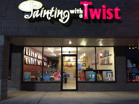 paint with a twist longview tx painting with a twist featured on longview s business