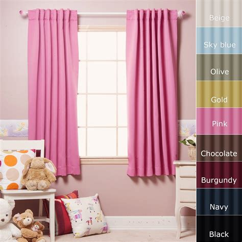 baby blackout curtains baby pink blackout curtains uk memsaheb net
