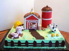 farm barn cake southern blue celebrations farm themed cake cake pop ideas
