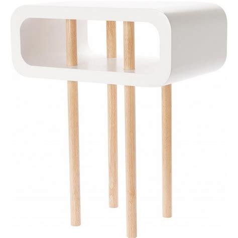 Table De Nuit Design Blanche by Table De Nuit Design Blanche Design En Image