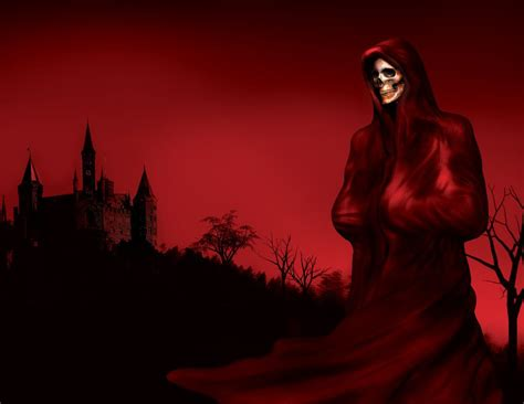 death is a red the masque of the red death american style hennessy s view