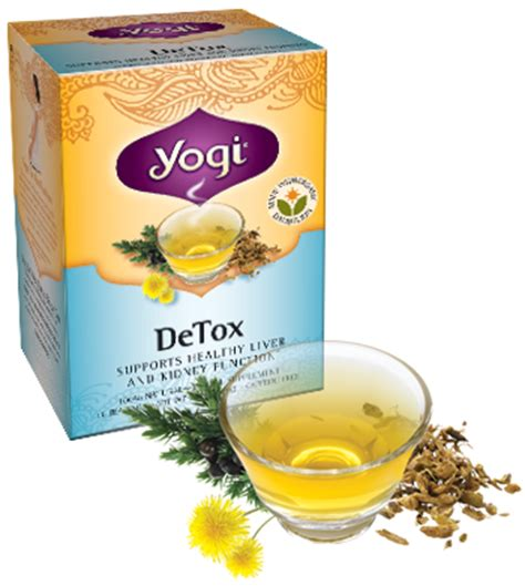 How To Go On A Tea Detox by Roasted Dandelion Spice Detox Tea Yogi Detox Tea