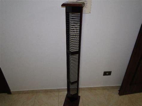 torre porta cd torre para cds porta cds vazlon brasil
