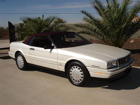 1993 cadillac allante convertible 81351