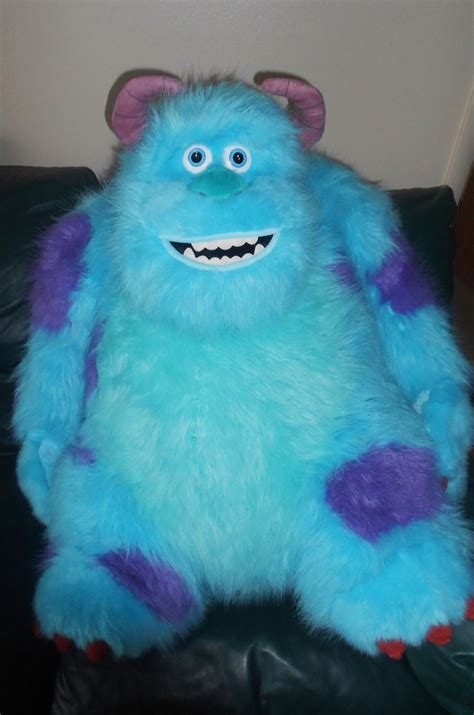 Inc Sulley monsters inc sulley 3 plush for sale by disneyexclusiveplush on deviantart
