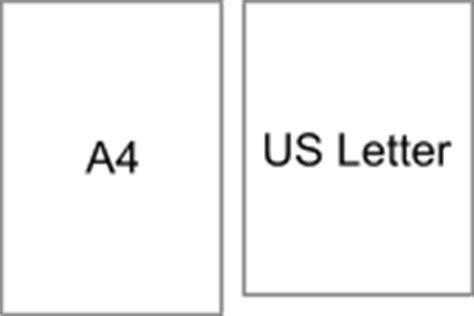 Din Briefformat internationale standard din papierformate tabelle