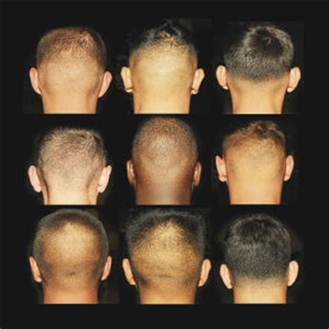 pictures of reg marine corps haircut a cut above the rest marines express themselves one