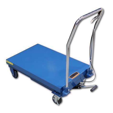 hydraulic lift table cart hydraulic lift tables hydraulic lift cart baileigh