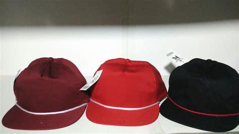 Snabpack Bahan Custom Suka jual topi bagus supplier topi grosir topi konveksi topi