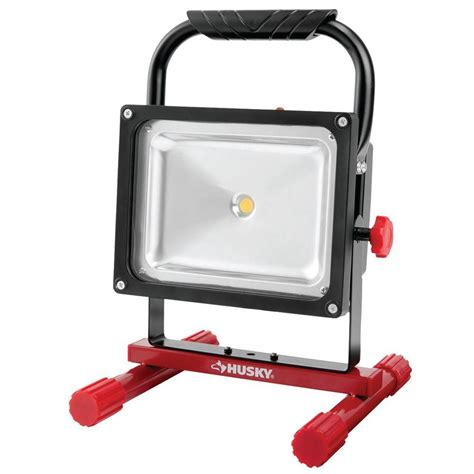 5 ft 1 500 lumens rechargeable led work light k40051