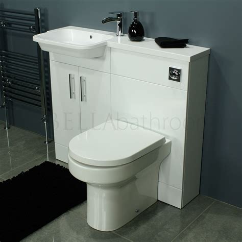 Bathroom Sink Toilet Combo Befon For