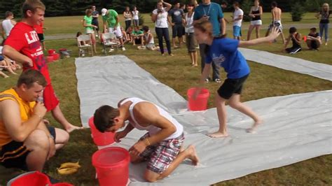 youth group games for church