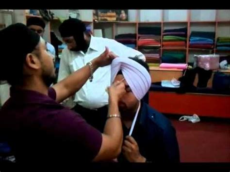 patiala shahi turban tutorial download how to tie a pagg deep turban training centre