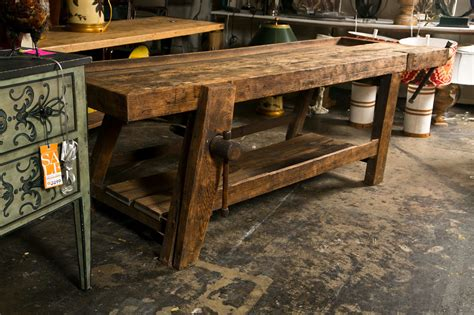 joiners work bench belgian oak joiner s bench c 1900 20 at 1stdibs