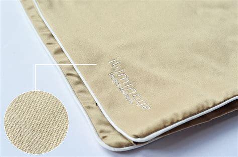 skin rejuvenating pillowcase with copper oxide iluminage iluminage beauty skin rejuvenating pillowcase lolita mas