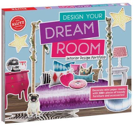 Design Your Dream Room | design your dream room 9781338037524 item barnes