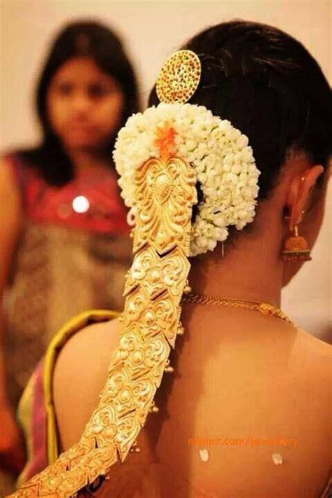 bridal jadai hairstyles 14 best kondai jadai malai images on pinterest hairdos