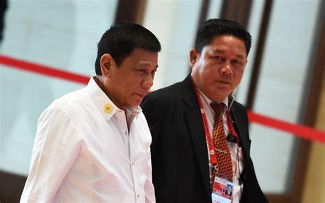 philippine president rodrigo duterte obama cancels duterte showdown over whore slur news
