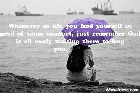 comforting words of god words of comfort