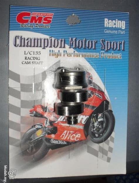 Spare Part Motor Yamaha Crypton palex motor parts racing camshaft cms yamaha 135lc