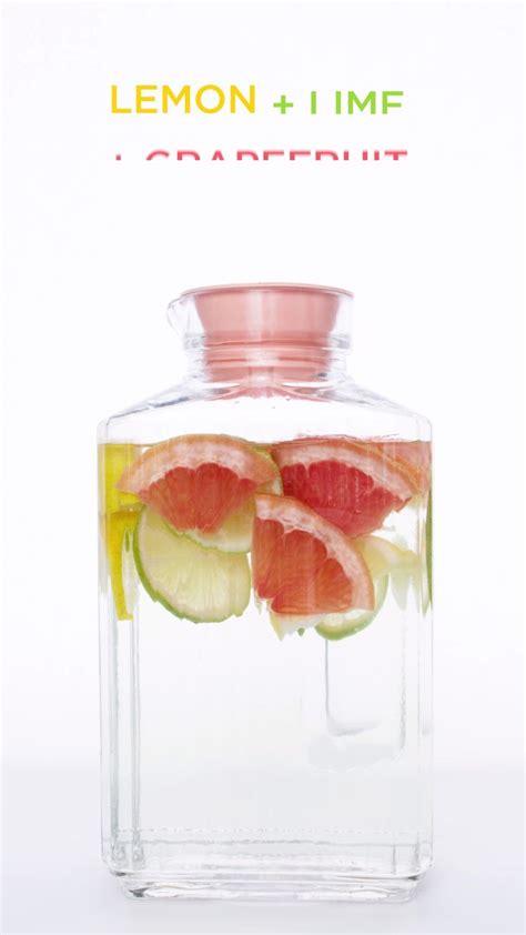 Lemon Detox Recipe Australia by The 25 Best Grapefruit Water Ideas On
