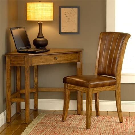 Corner Desk Chair Solano Wooden Corner Desk And Chair In Medium Oak Dcg Stores