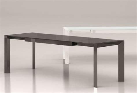 tavolo in vetro moderno tavolo moderno in vetro laccato bianco mobili e cucine