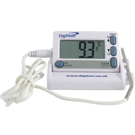 Termometer Oven Digital digitron digimate digital oven thermometer fm15 barmans co uk