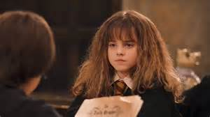 hermione granger in hp and the sorcerer 180 s