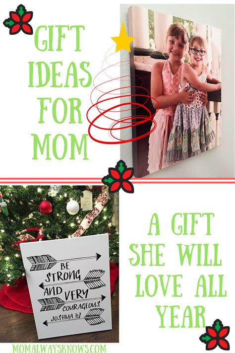 Canvas On Demand Gift Card - give mom a gift she ll love that will last all year premium gallery wrap canvases