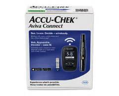 Unit Accu Chek Active blood glucose meter health diabetes jean coutu