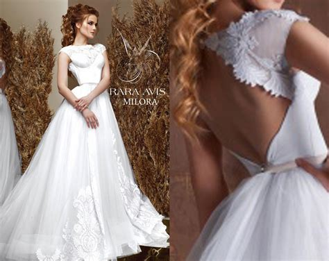 Unique Wedding Gowns by Bridal Gown Milora Unique Wedding Gown By Raraavisangeetoiles