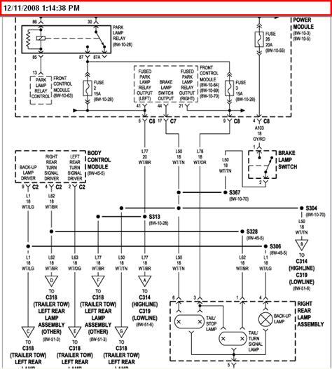 pt cruiser light wiring harness 36 wiring diagram
