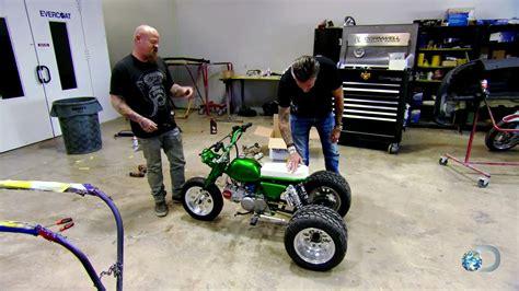 Gas Monkey Garage Biker Build by The Crew At Gas Monkey Garage Compete To Build The Best