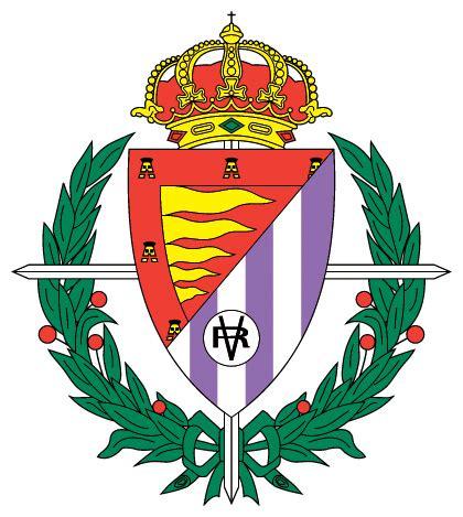 logo klub sepakbola real valladolid liga spanyol