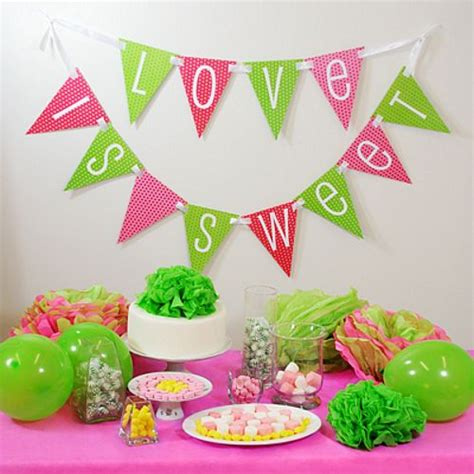 Banner Flag Diy Bunting Flag Do It Yourself Custom Request diy paper pennant bunting kit