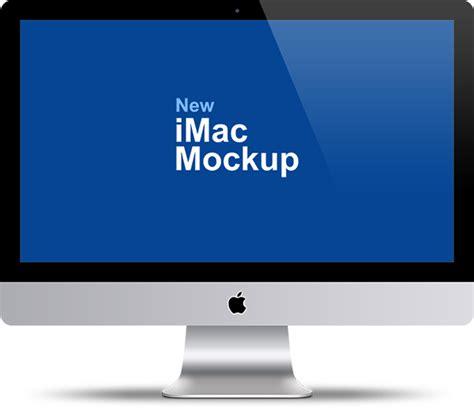 Imac Template imac desktop png