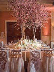 Golf Party Decorations A Gorgeous Spring Tablescape With Blossoming Trees